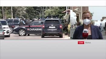 Strage Ardea, a Ostia i funerali dei due bambini uccisi