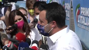 Manifestazione Lega, Salvini: immagine di Italia che verr�