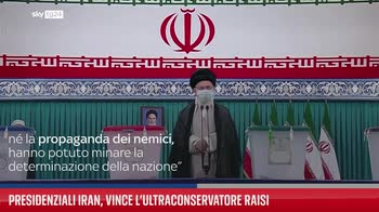 Presidenziali Iran, l?ultraconservatore Raisi verso la vittoria