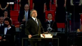 Virus, L'Arena di Verona riapre con l'Aida diretta da Muti