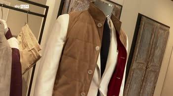 Milano moda uomo, la collezione di Brunello Cucinelli