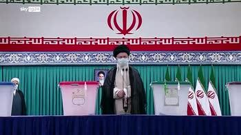 Voto in Iran, Usa e Israele criticano elezione Raisi