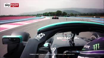 F1, Gp Francia: vince Verstappen, 2° Hamilton: highlights