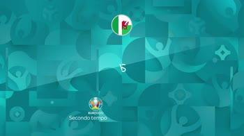 Euro 2020, Italia-Galles 1-0: gol e highlights