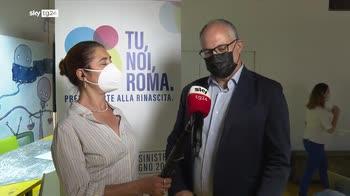 """Primarie Pd a Roma, Gualtieri: """"Calenda? Riflettere pi� che criticare"""""""