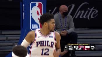 NBA, 13 assist per Ben Simmons in gara-7 contro Atlanta