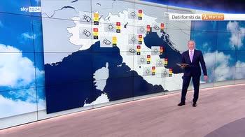 Meteo: eccezionale ondata di caldo sull'Italia, 45�C al sud