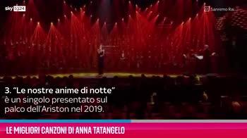 VIDEO Anna Tatangelo, le migliori canzoni