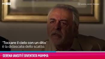 VIDEO Serena Iansiti è diventata mamma