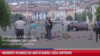 Incidente in barca su lago di Garda: cosa sappiamo
