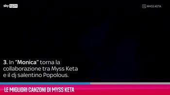 VIDEO Myss Keta, le sue canzoni più famose