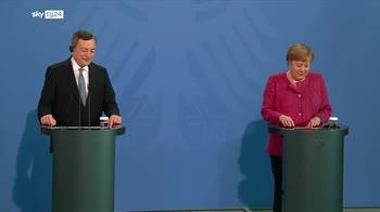 Merkel su Nazionale