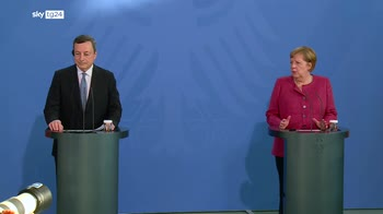ERROR! Vertice Berlino, Draghi: no finale euro 2020 a Londra, troppi contagi