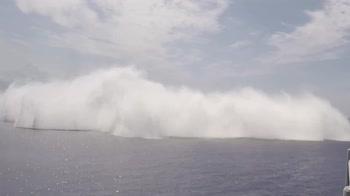 Marina USA, esplosioni in mare per testare portarerei