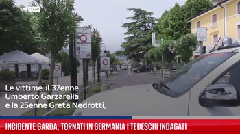 Incidente Garda, tornati in Germania i tedeschi indagati