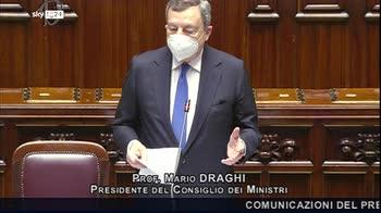 Draghi: ora tutto appare roseo ma non illudiamoci