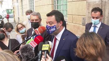 Salvini: silenzio PD � assordante, attendo Letta si confronti con me