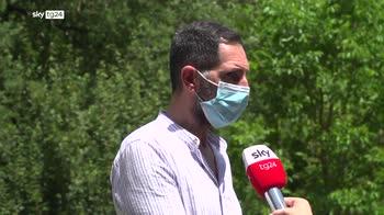 Nicola � stato ritrovato, il giornalista: aveva paura