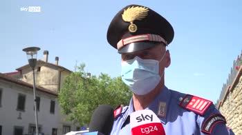 Nicola � stato ritrovato, il racconto del carabiniere