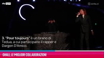VIDEO Ghali, le migliori collaborazioni