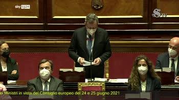 ERROR! DDL ZAN, Draghi: nostro stato laico, parlamento � libero