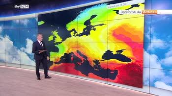 Meteo, caldo record: 45�C all'ombra in Sicilia
