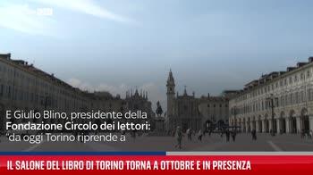 Il Salone del Libro di Turino torna a ottobre e in presenza