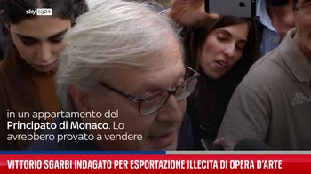 ERROR! Vittorio Sgarbi indagato per esportazione illecita di opera d?arte