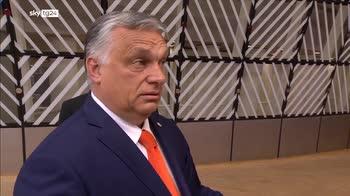 Consiglio Ue, leader europei contro Orban sui diritti LGBT+