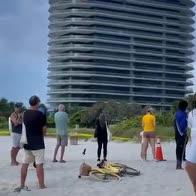 Palazzo crollato a Miami, proseguono le ricerche. VIDEO
