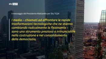 ERROR! Messaggio di Mattarella per Live In EMBARGATO