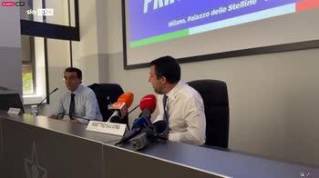 ERROR! Ddl Zan, Salvini: Vaticano ha libert� di parola
