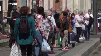 Live In Firenze, il ministro Speranza sulle mascherine