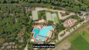 Bruno Barbieri 4 Hotel - Maremma: gli hotel in gara