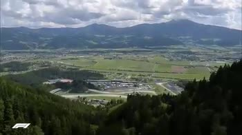 f1 gp stiria panoramica circuito