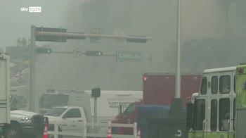 Crollo a Miami. 9 i morti e 152 i dispersi