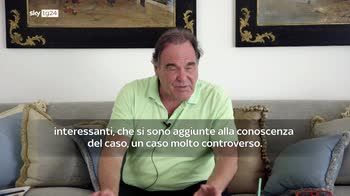 Oliver Stone, un premio a Ischia un film su JFK