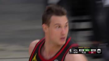 NBA, 19 punti per Danilo Gallinari in gara-5 vs Milwaukee
