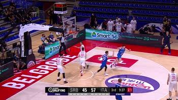 HL SERBIA ITALIA FINALE PREOLIMPICO MIXDOWN VOD_5350971