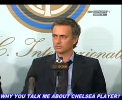 """Mourinho, la presentazione con l'Inter: """"Non sono pirla"""""""