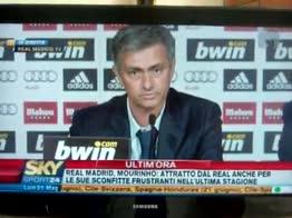 """Mou si presenta al Real: """"Farò una diagnosi alla squadra"""""""