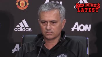 Mourinho, la conferenza di presentazione al Man United