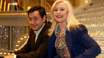 Addio Raffaella Carr�, camera ardente in Campidoglio e funerale in Ara Coeli