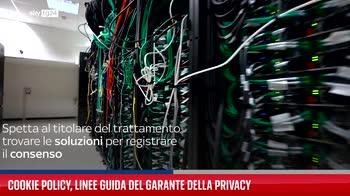 Cookie Policy, linee guida del Garante della privacy