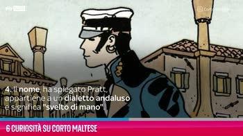 VIDEO 6 curiosità su Corto Maltese
