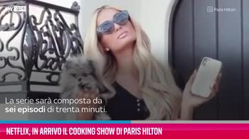 VIDEO Netflix, in arrivo il cooking show di Paris Hilton