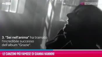 VIDEO Gianna Nannini, le canzoni più famose