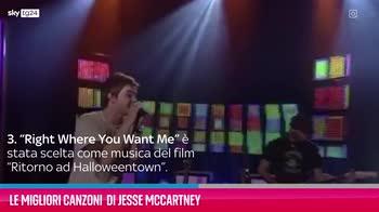 VIDEO Jesse McCartney, le sue migliori canzoni