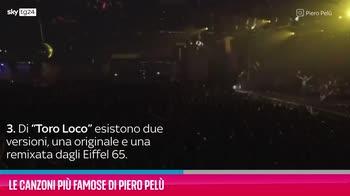 VIDEO Piero Pelù, le sue canzoni più famose