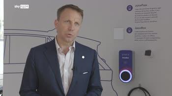 Mobilit�, joint venture tra Enel X e Volkswagen per rete di ricarica